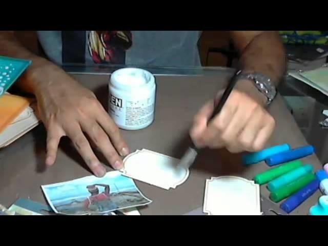 Daydream Canvas Album with Rommel Okuma on Live with Prima