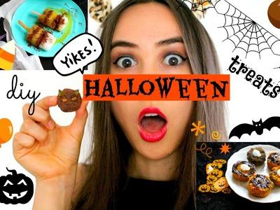 DIY Halloween Treats! Vegan, Easy & Fun!