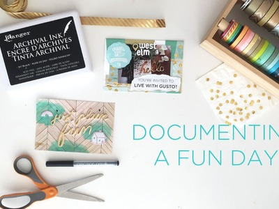 Etsy Craft Party Field Trip  + Tips on Documenting A Fun Day