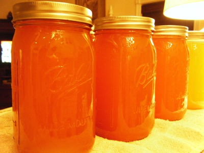 Homestead Series - How to Can Vegetable Stock
