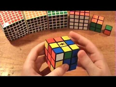 How To Do Rubik's Cube F2L, OLL, & PLL (v2) (Part 1)