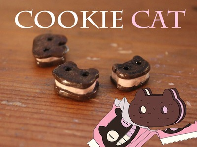 How to make a Cookie Cat out of Polymer clay