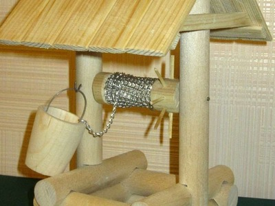 How To Make A Wooden Well - DIY Home Tutorial - Guidecentral