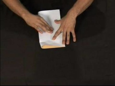 How to Make an Origami Bird of Paradise : Selecting Paper for Origami Bird of Paradise