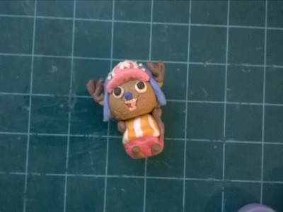 How to make Chopper from One Piece