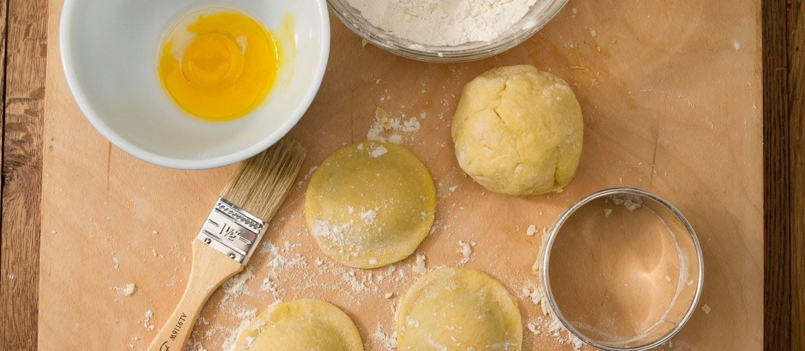Michael Chiarello's Gnocchi Ravioli Recipe - Cook Taste Eat