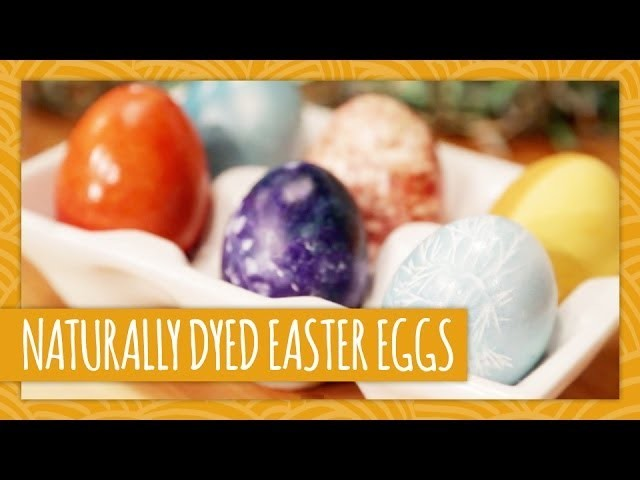 Naturally Dyed Easter Eggs - HGTV Handmade