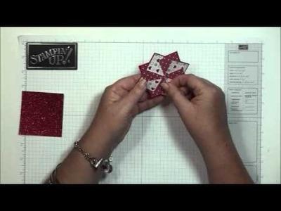 Pinwheel card with Dawn