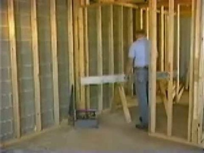 Pocket Door Frame Kit Installation Video