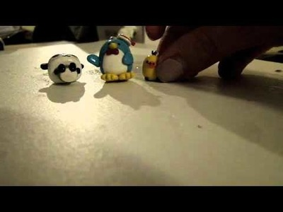 Polymer Clay charm update 3