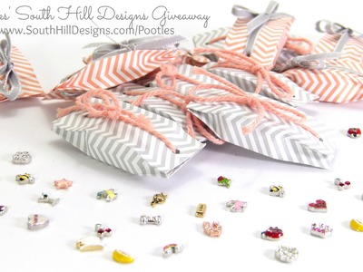 Pootles South Hill Designs & Stampin' Up! Sunday Giveaway