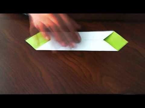 Secret Origami Heart Box