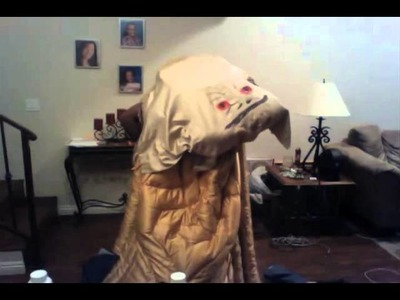 STAR WARS FAIL. The WORST Homemade Costume OF ALL TIME.