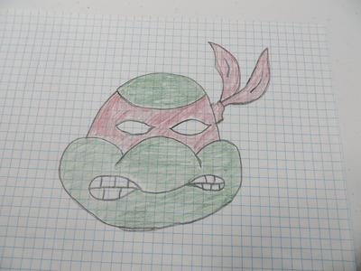 TMNT Teenage Mutant Ninja Turtles Learn How To Draw With Paul
