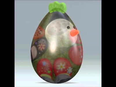 Unique Easter Egg Decorating Ideas