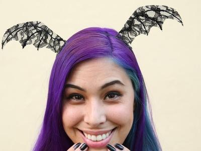 Bat Wings Headband ♥ DIY