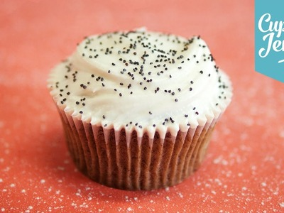 Carrot Cake Cupcake Recipe   Cupcake Jemma