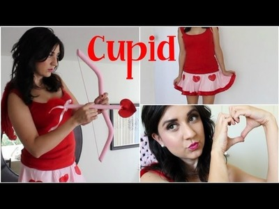 Cupid ♡ Halloween Tutorial