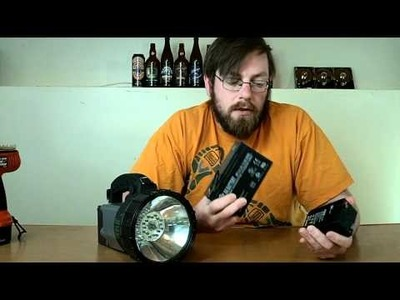 DIY Fix and Followup: Flashlights