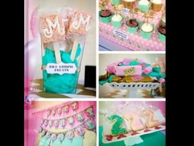 Easy DIY Birthday party decoration ideas for girls