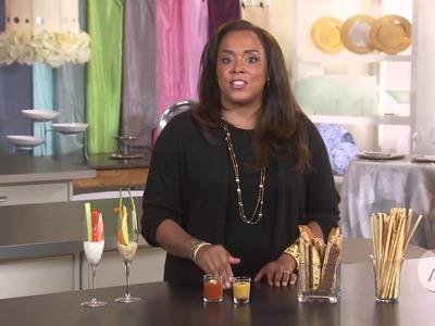 Fake It 'Til You Make It - Serving Party Food in Glassware