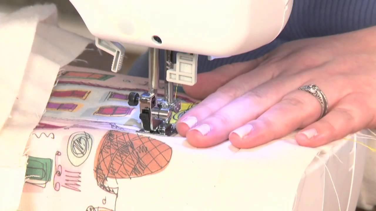 Faux Applique Techniques  |  National Sewing Circle