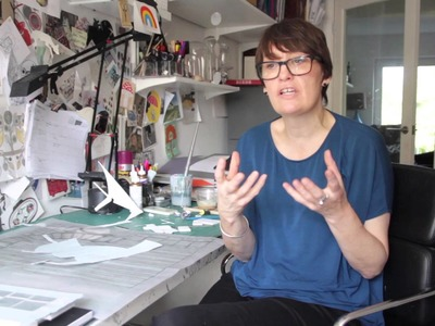 Helen Musselwhite tells H&A about her unique paper work