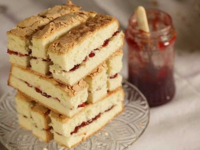 How to bake a Victoria Sandwich - with Annie Gray