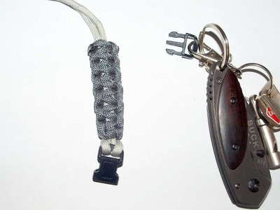 How To Make A Practical Lanyard Paracord - DIY Crafts Tutorial - Guidecentral