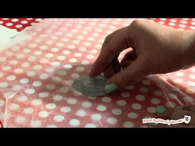how to make a thumbprint
