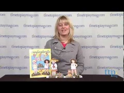 Mary Engelbreit's Paper Dolls: Fun with Ann Estelle and Mikayla from Andrews McMeel Publishing