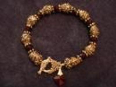 My hobby making bracelets