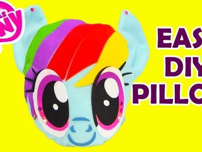 My Little Pony DIY Rainbow Dash Pillow Kit