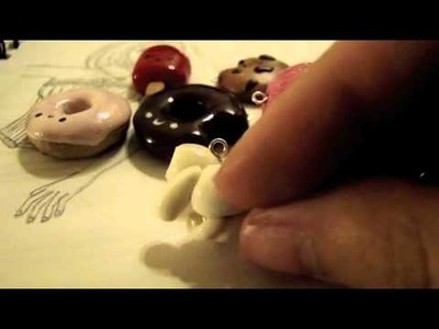 Polymer Clay Charms Update 4