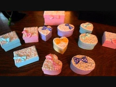 Polymer Clay- Magnets, Necklaces, Cell Charms, Earrings, and More!! (AND Decoden!)