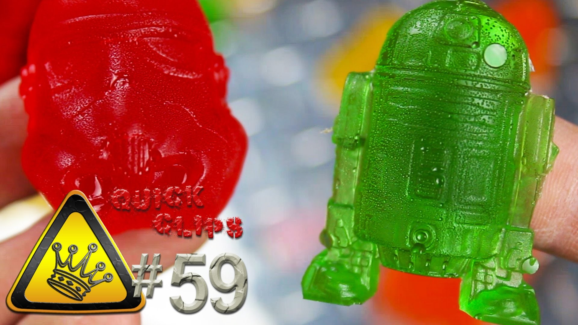QC#59 - Star Wars Gummies