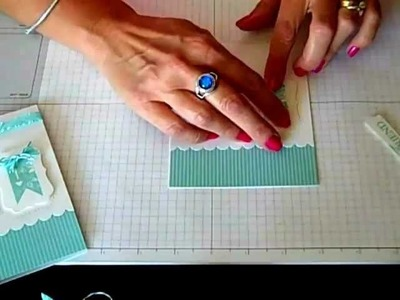 Simply Simple FLASH CARD DSP Friendship by Connie Stewart