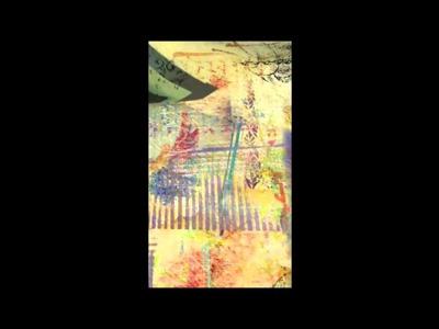Studio Series Thermofax Deli Paper Collage Part 3