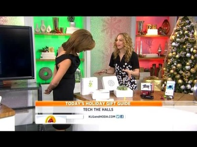 Today's Tech: Holiday Gift Ideas with Carley (Today Show)