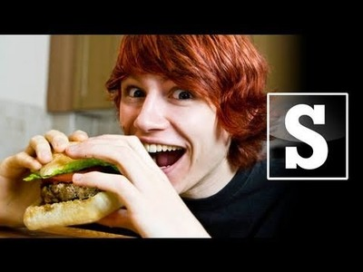 ULTIMATE BURGER RECIPE ft Charlieissocoollike - SORTED