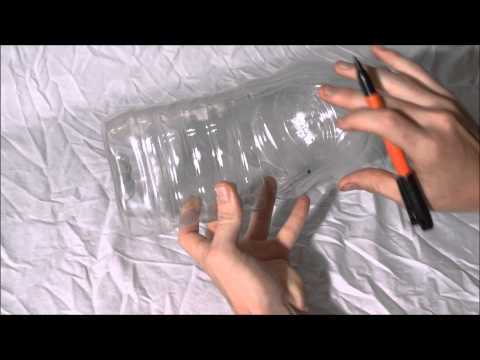 how to make a plastic bottle mouse trap step by step