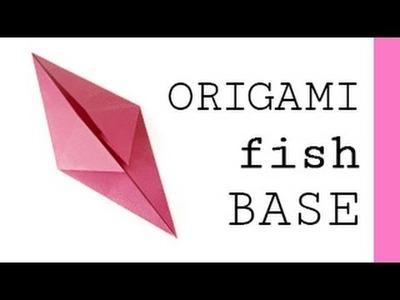 Origami Fish Base