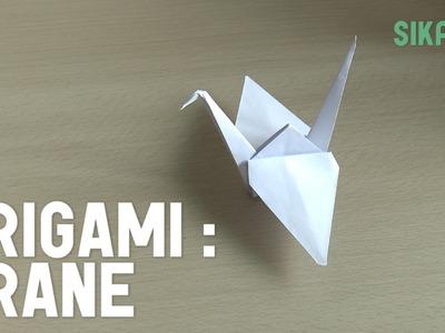 Origami: How to Make a Crane (Prison Break)
