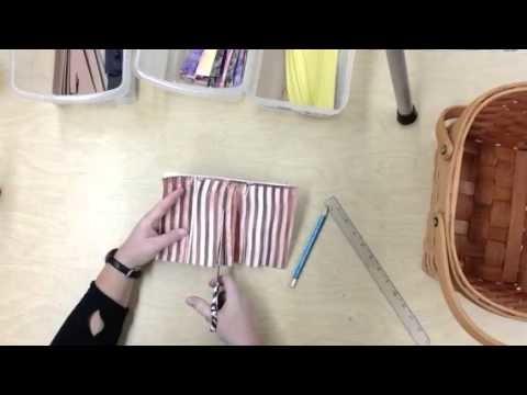 Paper basket weaving