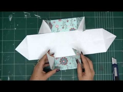 5 - Minute Crafts: Gift Box