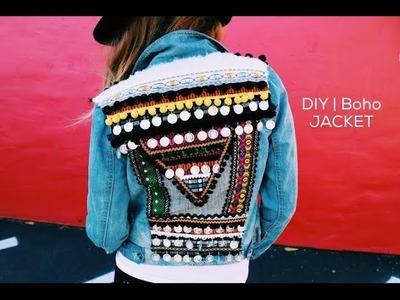 DIY   Bohemian Jacket