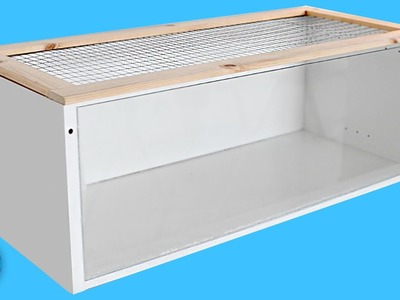 Ikea helmer diy workshop cart my crafts and diy projects for Ikea hamster cage
