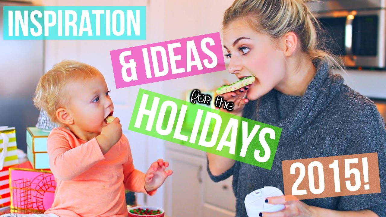 Holiday Survival Guide & Inspiration 2015!  | Aspyn Ovard