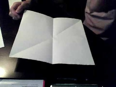 How to make a origami magic star part 1 :)