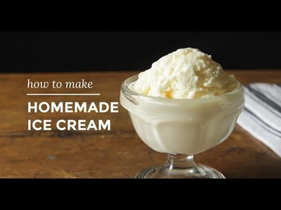 How to Make Homemade Ice Cream | Yummy Ph